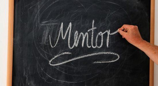 Chalkboard mentor